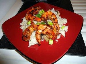 butter shrimp
